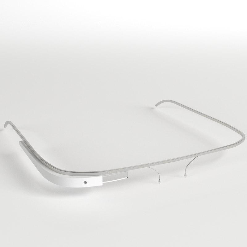 3d google glass