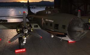 lwo heavy bomber s b-17