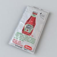 3d heinz ketchup packet model