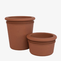 3d 3ds decorative pots