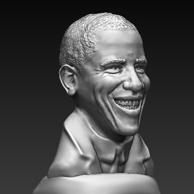 3d president barack obama