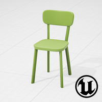 unreal magis deja-vu chair fbx
