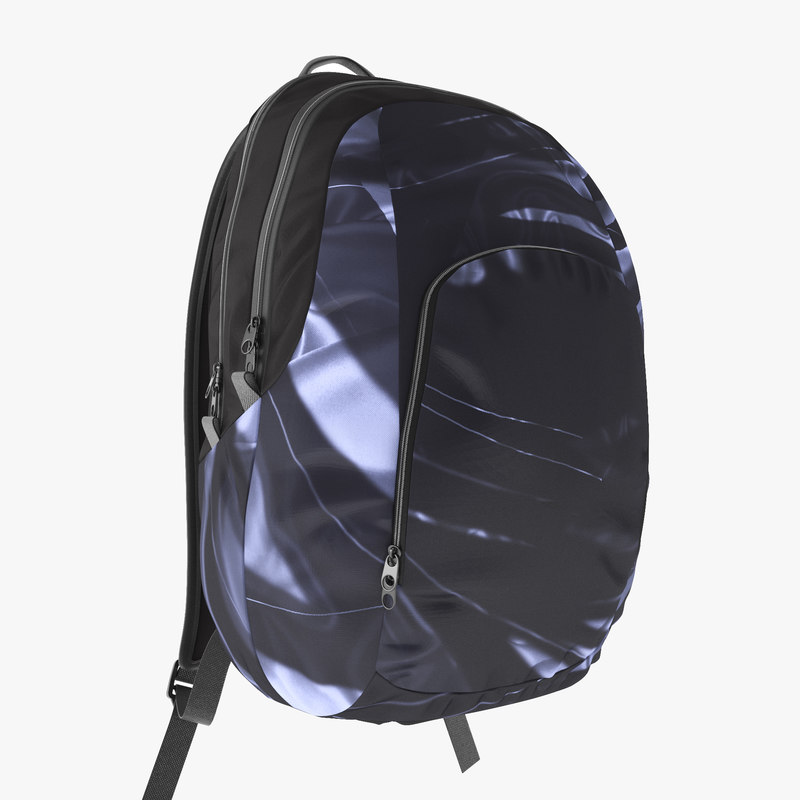 backpack 3d max