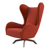 3ds montis felix lounge swivel chair