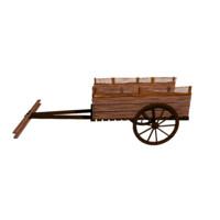 3d model old style vagon uremi