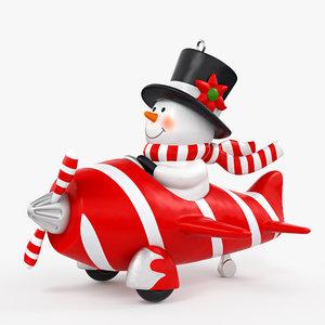 snow man snowman max