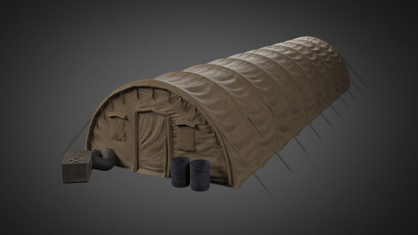 military tent max