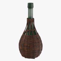 jug basket 01 3d model