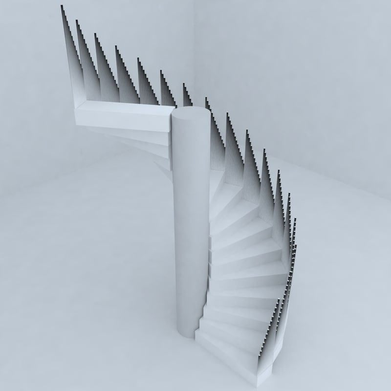 stairs architectural max