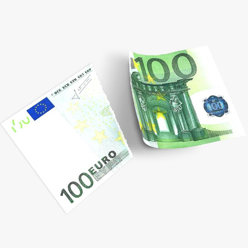 euro bill torn max