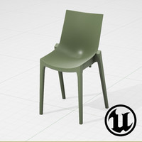 Magis Zartan Basic Chair UE4