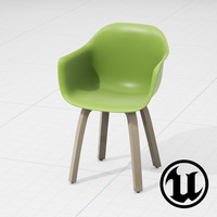 fbx unreal magis substance chair