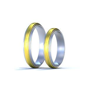 3d model ring mold print