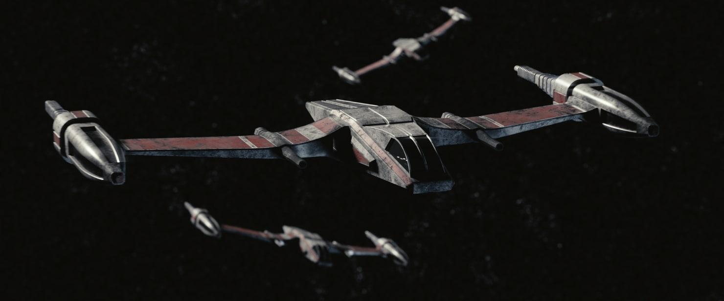 3ds starfighter