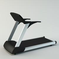 treadmill 3d max
