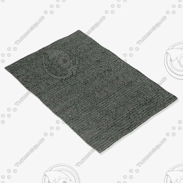 3d model amara rug smart lt