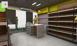 max shell tuck shop