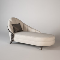 Christopher Guy Chaise Lounge Annabelle
