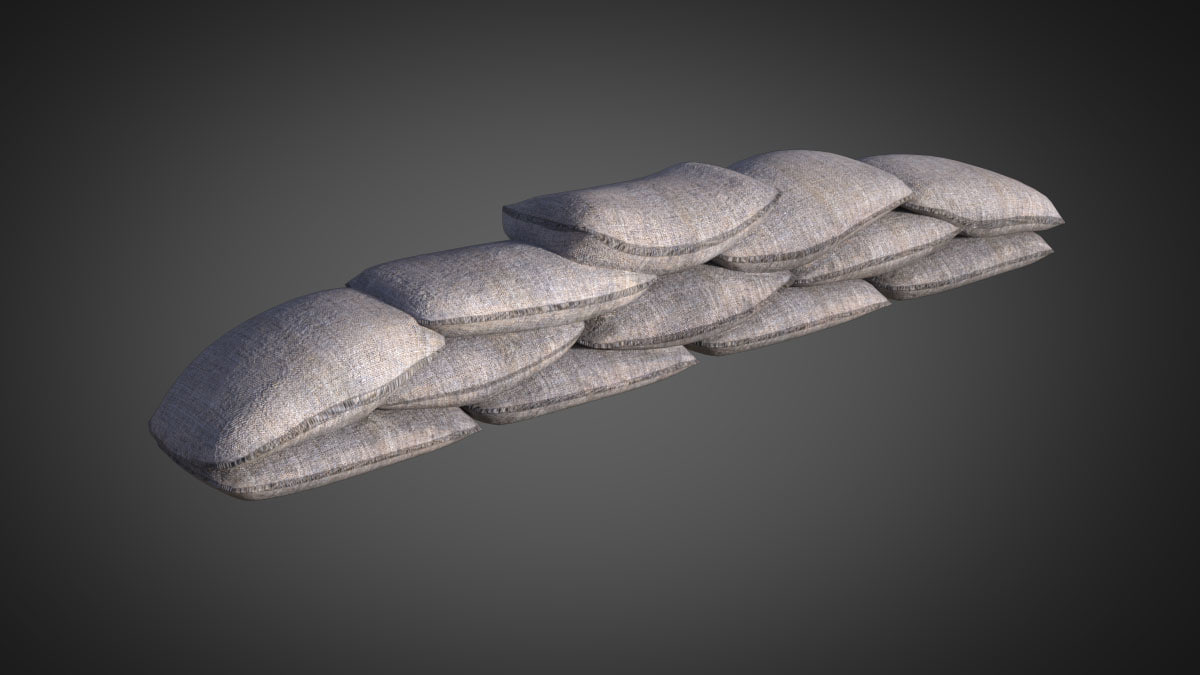 max sand bags