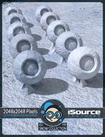 Snow Collection - Vol1 (PBR Textures) Merchant Resource