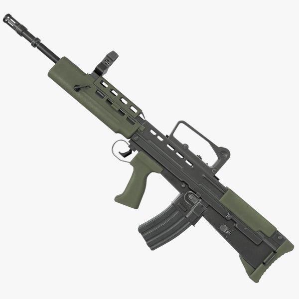 max l85a2 rifle