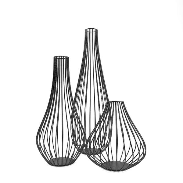 3d model decorative vases