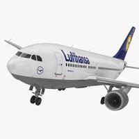 Airbus A310-300 Lufthansa