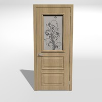 3ds oak doors