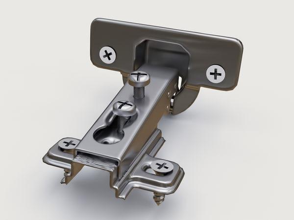 3d model furniture loop
