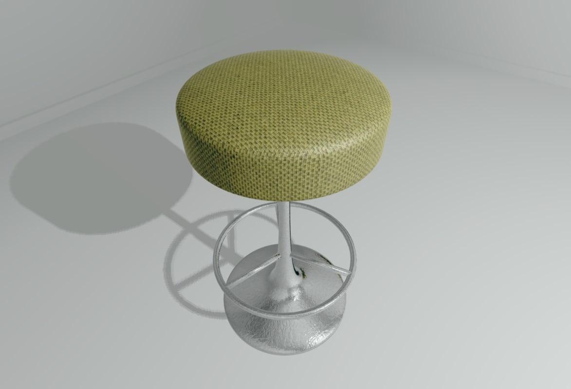 kitchen chair fbx