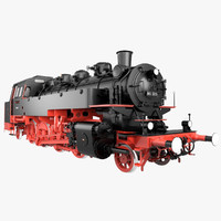 Steam Locomotive DRG 86