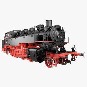 3d railway germany model