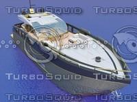 3d model yacht baia 100 history