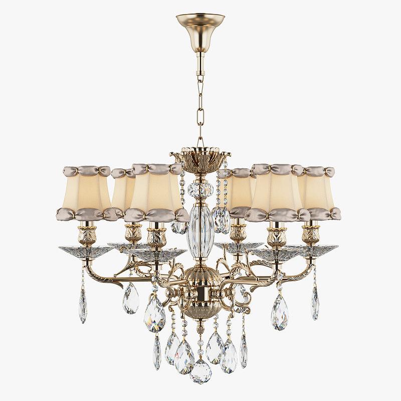3d chandelier 701061 md29050 6