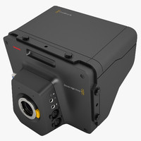 blackmagic studio camera 3d 3ds