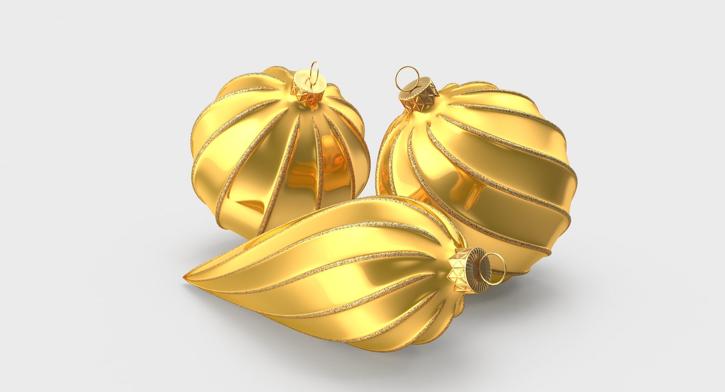 3d christmas decoration