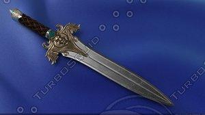 max fantasy dagger