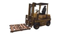 PBR Forklift