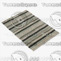 3d model amara rug smart cv813