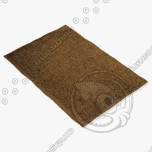 amara rug smart cvh 3d model