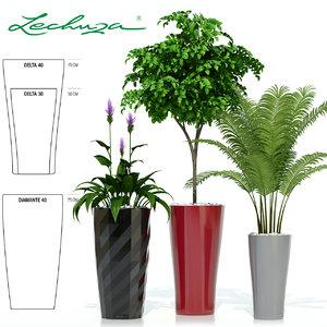 max plants lechuza diamante delta