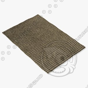 obj amara rug smart ds-grey