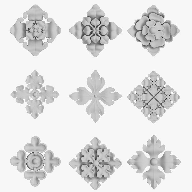3d architectural ornament vol 03