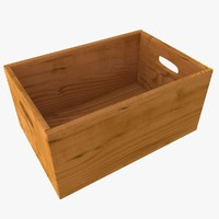 Wooden Box (Color 1)