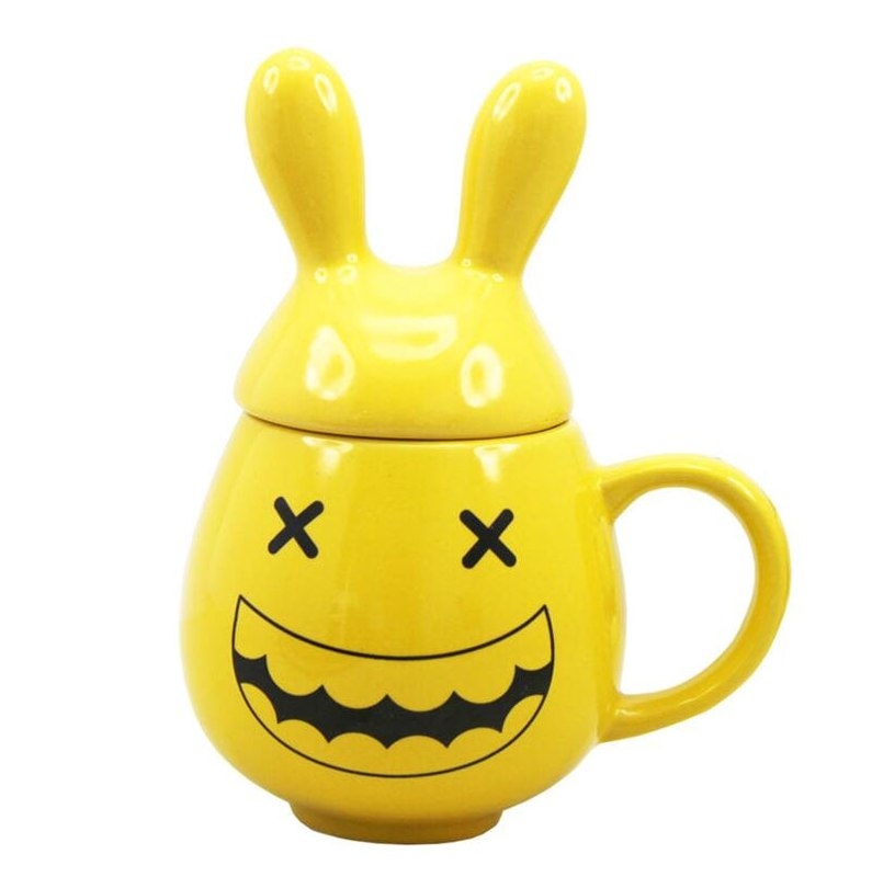 3d model cartoon cup