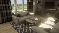 sofa coffee table - max
