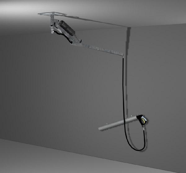 3d model water pressure gun