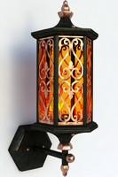 3d lantern garden model