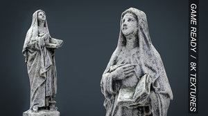 3d hd teresa saint jesus
