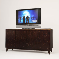 3d christopher guy dresser